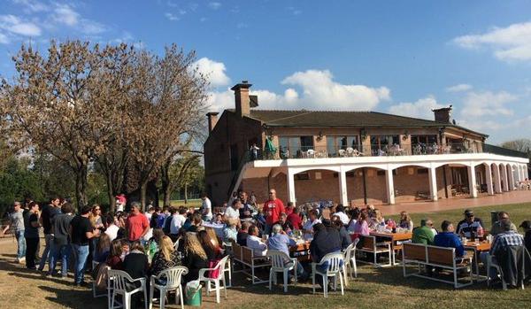 El Dia Acompano En El Feriado Donde Concurrieron Cerca De 150 Personas A Las Cuatro Hectareas El Evento Estuvo A Cargo De Jugadores De Primera
